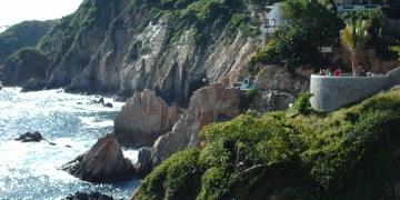 Clausura Profepa obras de remodelación en La Quebrada de Acapulco 1