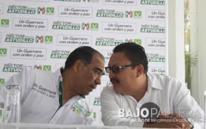 Presume Astudillo apoyo de alcaldes vinculados al crimen - Claudio Vargas 2