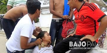 En Acapulco: riña, alcohol y navajazos en festejo del Día del Estudiante 5