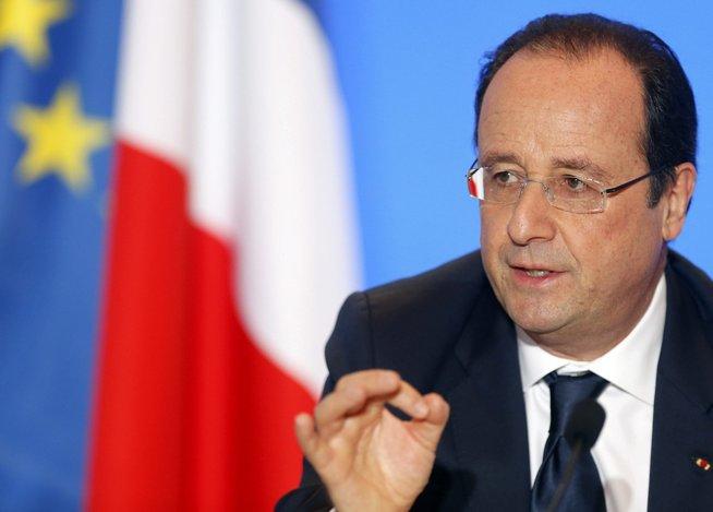 Pide Hollande levantamiento del embargo de EUA sobre Cuba