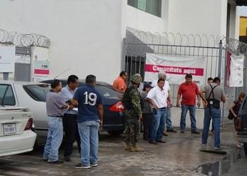 Tamaulipas le recuerda al gobierno que es foco rojo para las elecciones 10