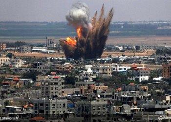 Bombardeos dejan 49 muertos al noroeste de siria 8