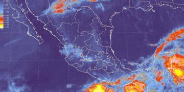 Canal de baja presión causará más lluvias en Guerrero 1