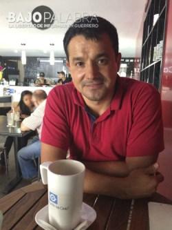 Francisco Virgen, esposo de Beatriz Mojica - David Espino