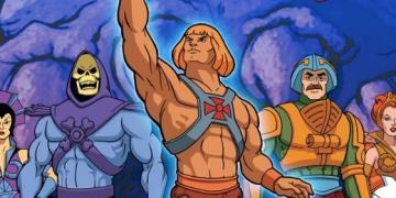 He-Man y G.I. Joe juntos en la guerra 3