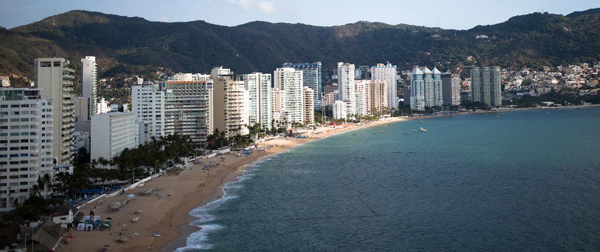 Prevén lleno total en Acapulco durante próximos fines de semana