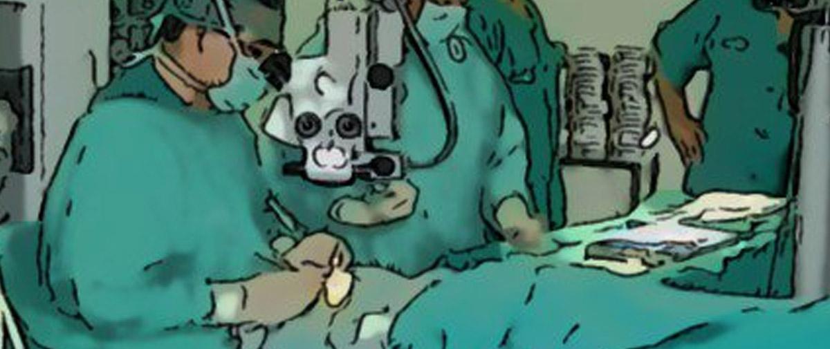 Suspende e investiga IMSS a médico que extirpó ojo a un menor