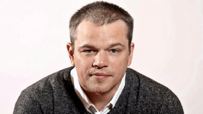 Matt Damon festejará su cumpleaños 45 en la cima de la taquilla de EU