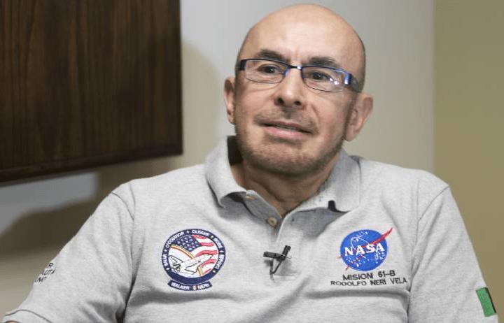 México debe desarrollar estrategia para formar astronautas: Neri Vela
