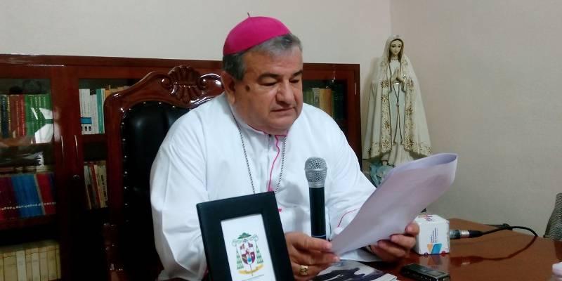 Arzobispo de Acapulco pide dialogo a la CETEG