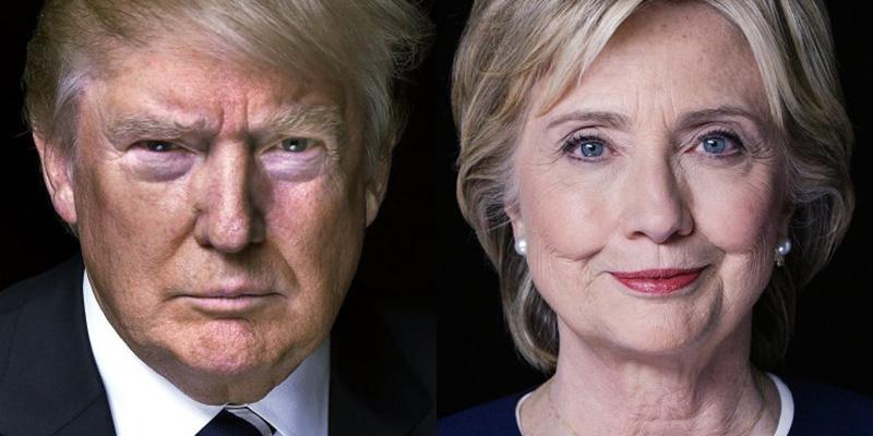 """En español, advierten spots de Hillary el """"peligro"""" de Trump para EU"""
