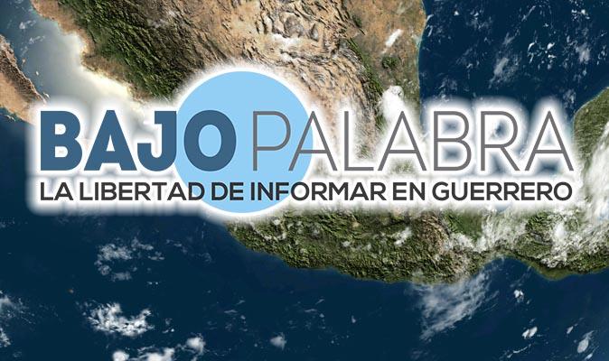 BajoPalabra Fondo y logo Quiénes somos