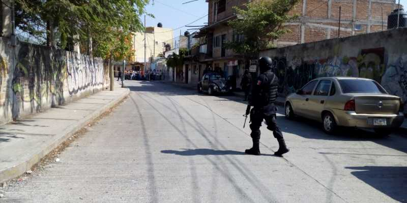 Balacera cerca de Aurrera en Chilpancingo; un muerto y dos heridos