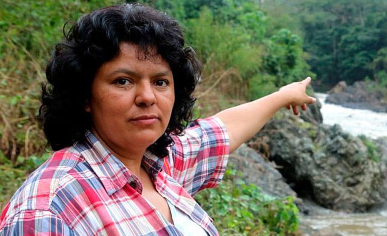 Detienen a presuntos asesinos de la ambientalista Berta Cáceres