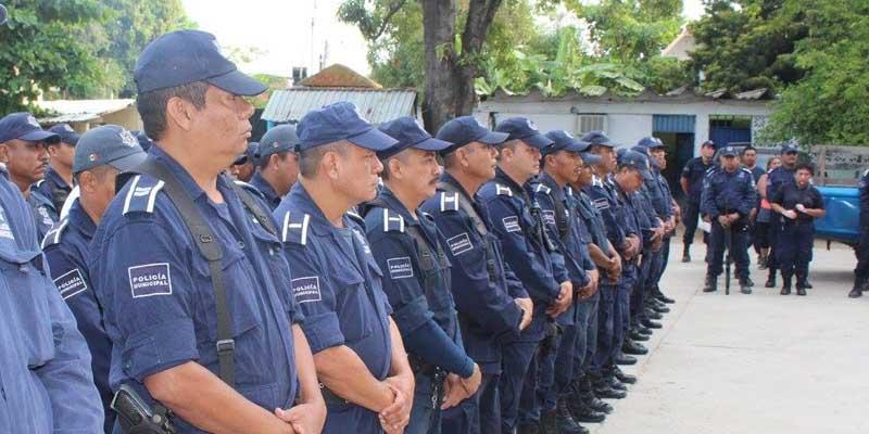 Intervienen más de 18 mil policías capitalinos en Megasimulacro