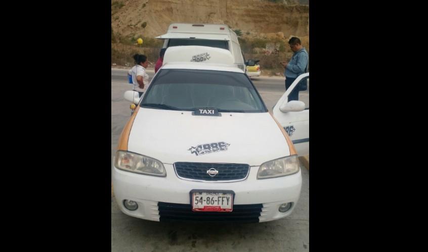 Dejan segundo cuerpo decapitado dentro de taxi en San Agustín