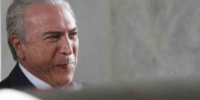 Engañan a presidente interino de Brasil; creía que hablaba con Macri