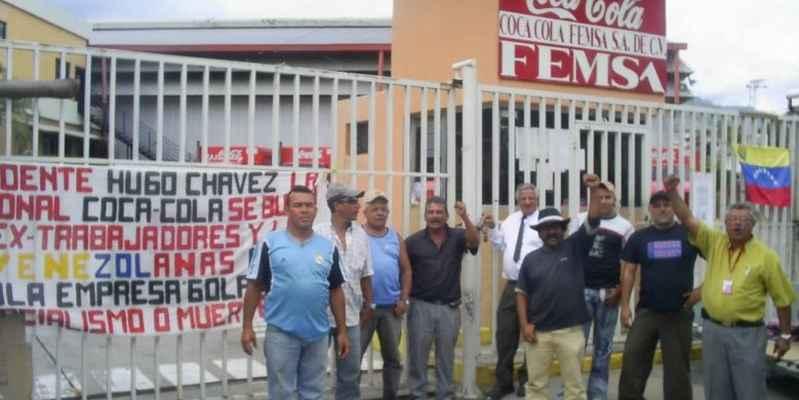 Coca-Cola en riesgo por falta de azúcar en Venezuela