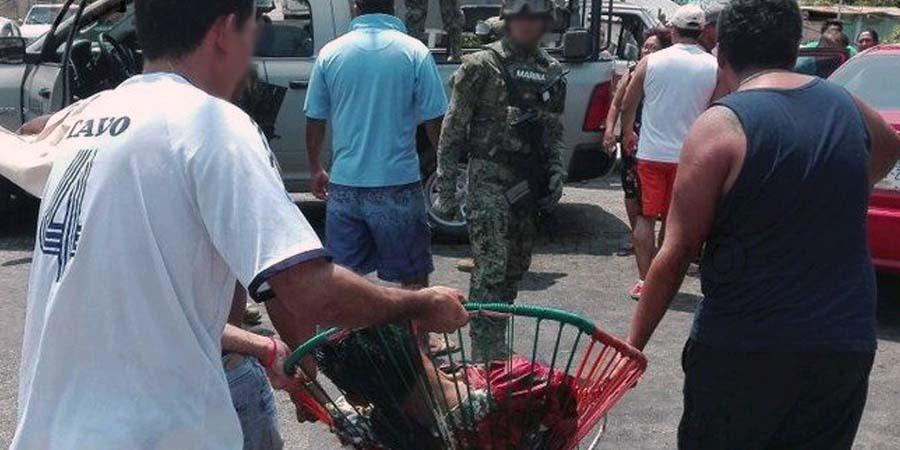 Violencia en Guerrero cobró ocho vidas hoy