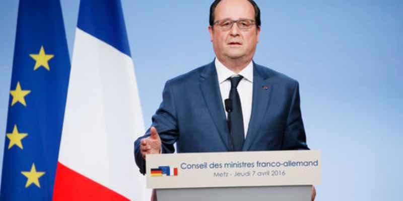 Mujeres detenidas planeaban atentado en París: Hollande