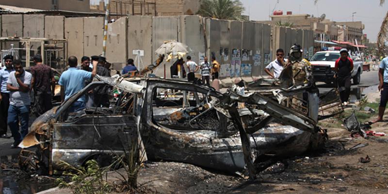Atentados en Irak deja 17 muertos