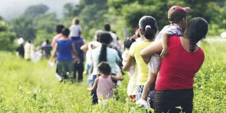 Sin derecho alguno, mujeres migrantes en frontera sur de México 3