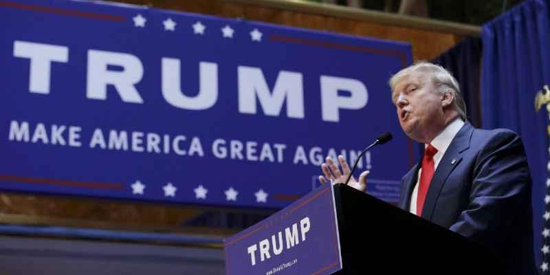 Dejarían cubanoamericanos Partido Republicano si Trump es candidato