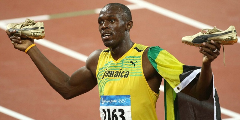 Jamaiquino Usain Bolt baja de los 10 segundos por primera vez en 2016