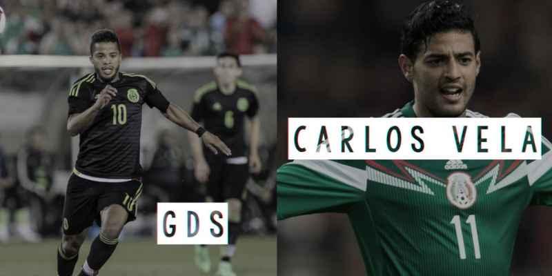 Vela y Giovanni fuera de la Copa América Centenario