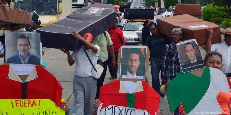 Cerrazón en informe de Peña, prevé magisterio disidente de Guerrero