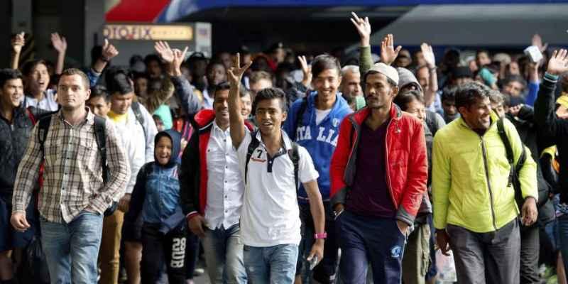 España estima en mil los refugiados recibidos a final de verano