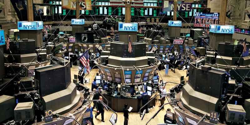 Bolsa de Nueva York abre la jornada con mínimas ganancias
