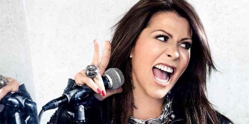 Alejandra Guzmán estrenará el próximo lunes su bioserie