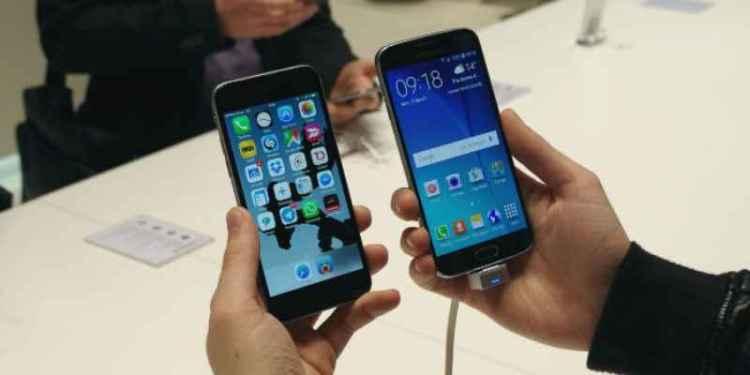 Samsung supera a Apple en Estados Unidos 1
