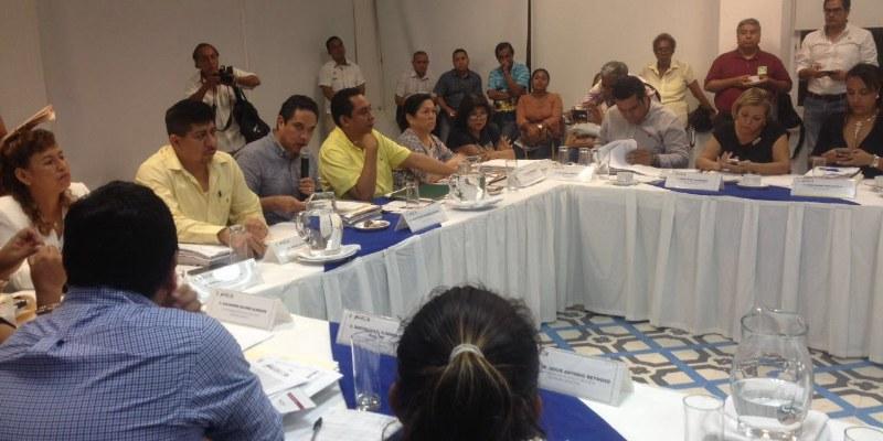 Ofensiva priista se mantiene en Cabildo de Acapulco por préstamo