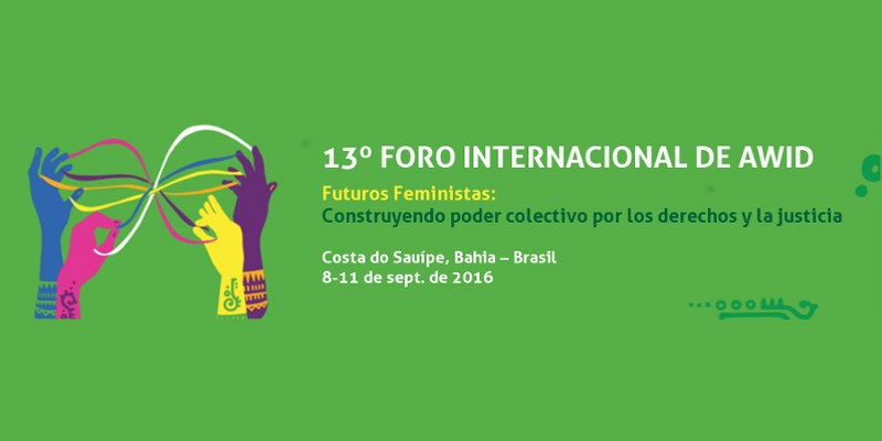 Feministas se reunirán en Brasil para reflexionar sobre avances en DH
