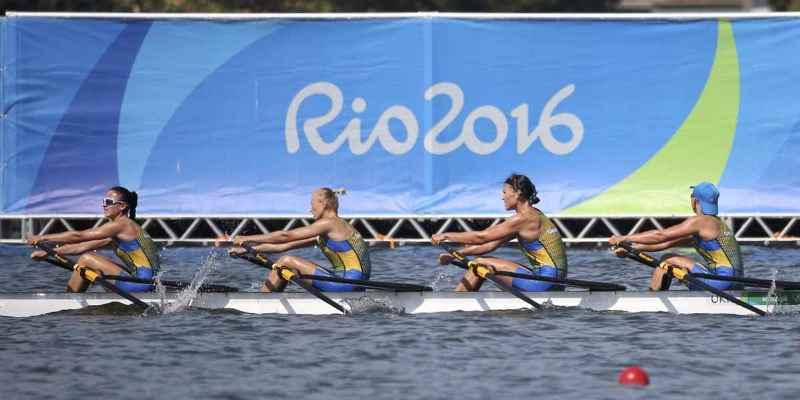 Jornada de remo se cancela en Río 2016