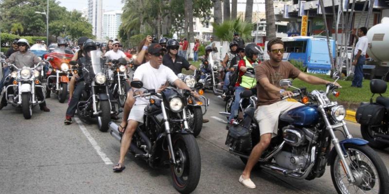 Realizarán en Acapulco rodada con más de mil motociclistas