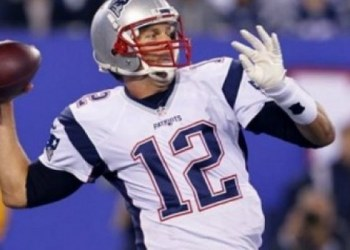 Tom Brady en espera de jugar último partido de pretemporada de Patriotas 8