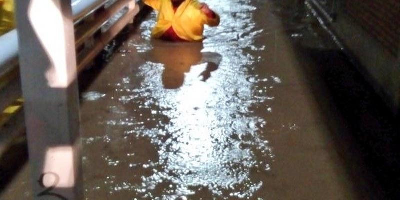 Fuertes lluvias en Durango dejan cinco muertos y viviendas afectadas
