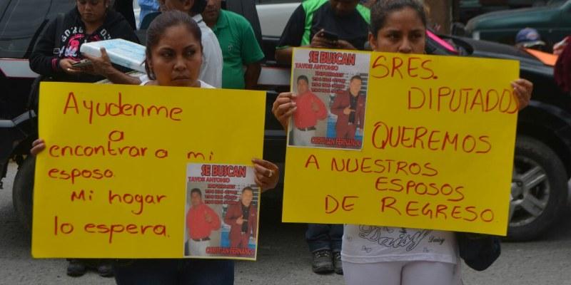 Desaparecen dos pobladores de Apango; exigieron la destitución de la alcaldesa