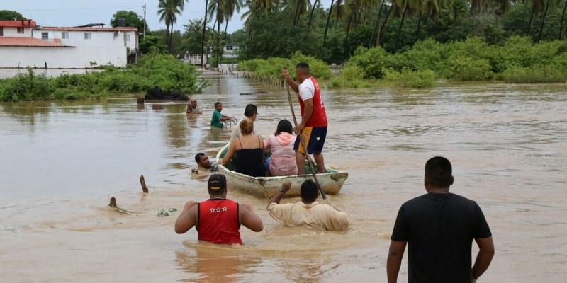 Piden emergencia por lluvias para Guerrero