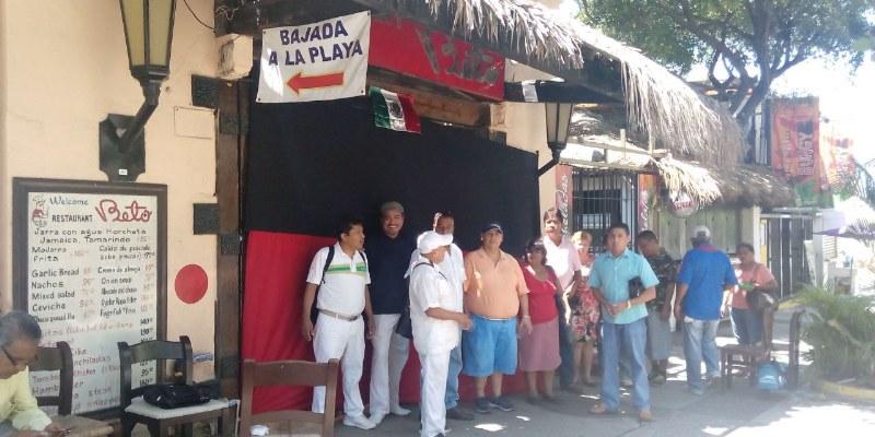 Estalla huelga en restaurante Beto´s de Acapulco