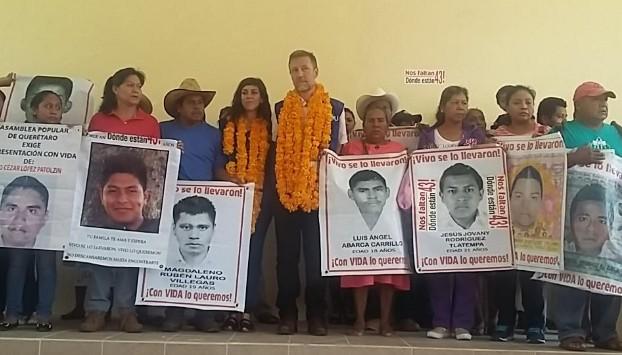 No repetir tragedias como la de Ayotzinapa, compromiso de la ONU