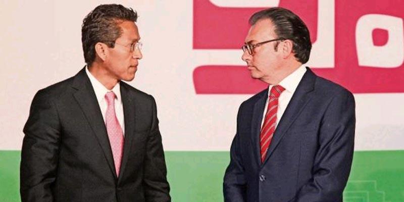 Con Videgaray se va Aristoteles Núñez del SAT