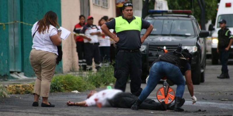 Omite Peña Nieto más de 78 mil asesinatos en su Cuarto Informe