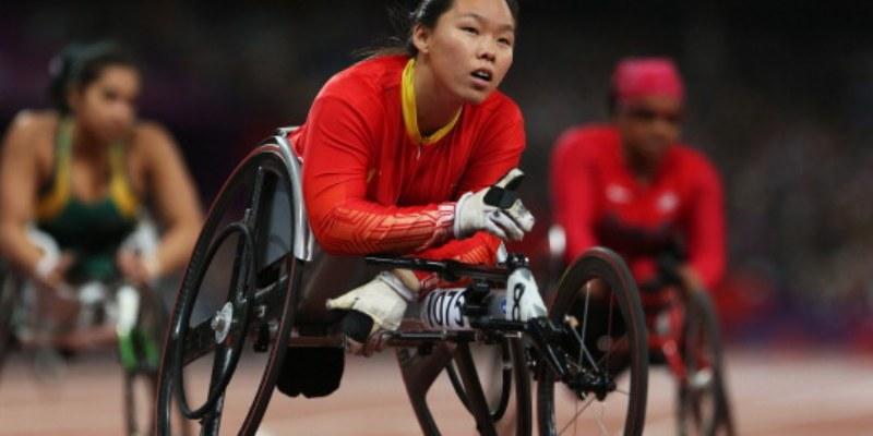 Lisha Huang, la reina de la velocidad; impone récord en Río 2016