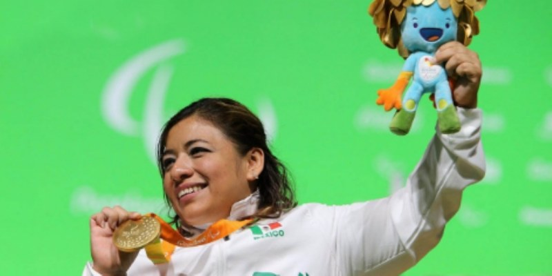 Mexicana Amalia Pérez obtiene imponente oro en Río 2016