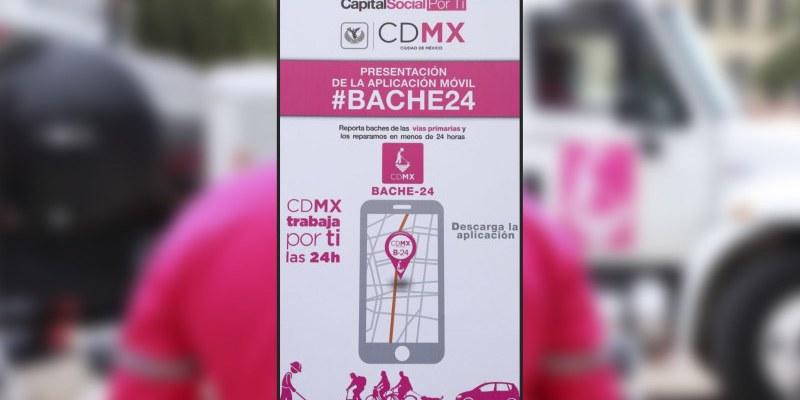CDMX: ¿Baches? Reportalos con esta app