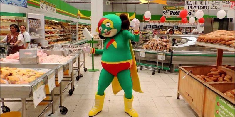Descienden ventas de Walmart en México